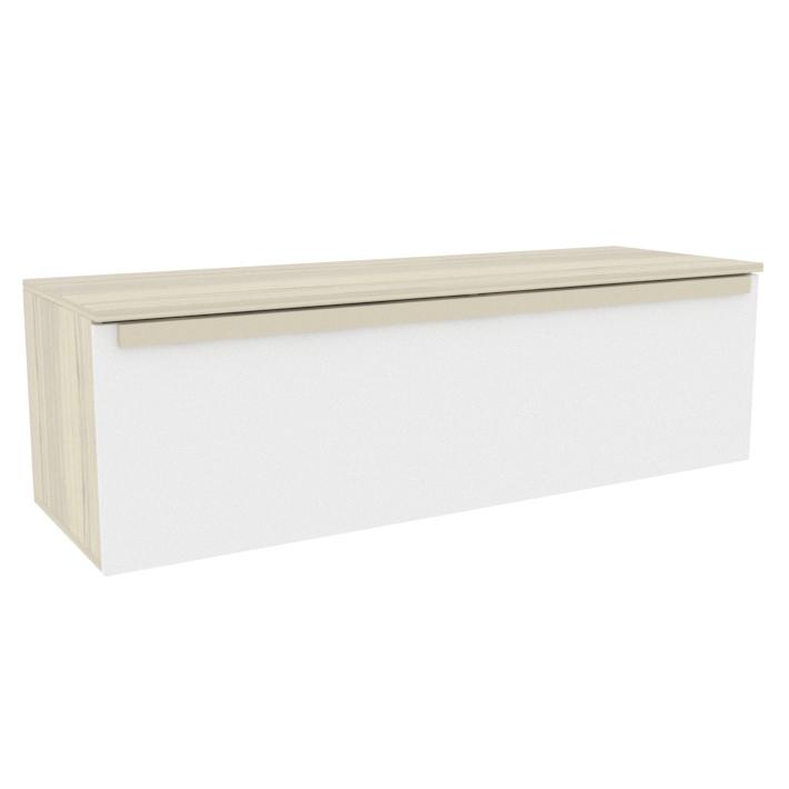 """Шкаф навесной горизонтальный """"Бланка"""" - Мод.3"""
