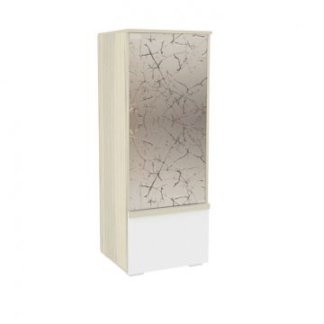 "Шкаф-витрина с ящиком ""Бланка"" -  Мод.8-фото"