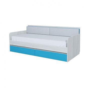 Кровать-тахта «Бриз 900.4» Аквилон-фото
