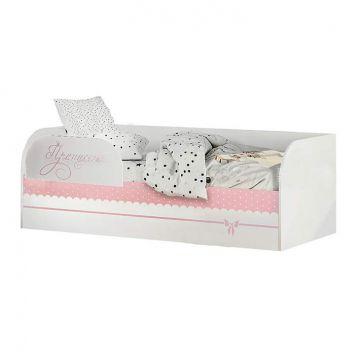 """Кровать детская """"Трио Принцесса"""" (с подъемным механизмом)-фото"""