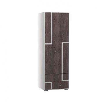 """Шкаф 2-х дверный для белья """"Омега-16""""-фото"""