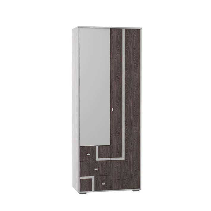 """Шкаф 2-х дверный для одежды и белья """"Омега-16"""""""