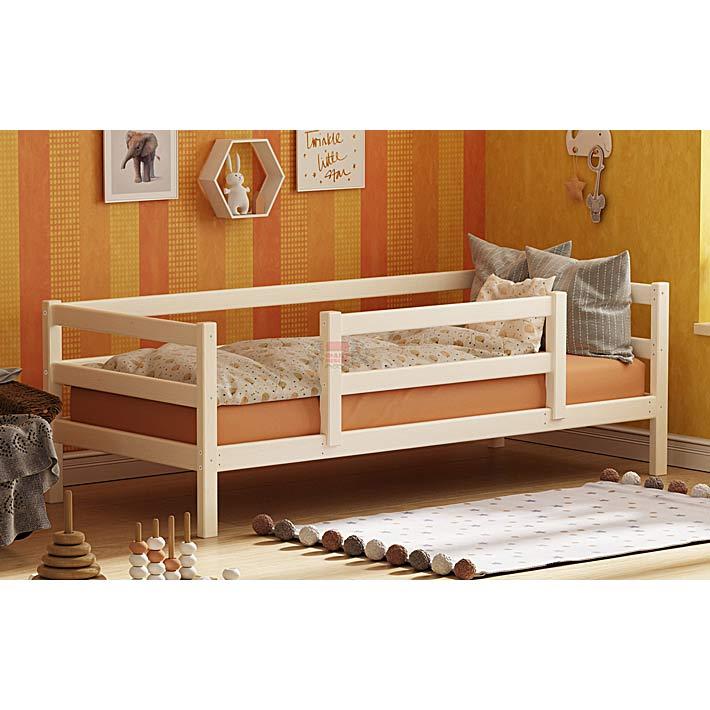 """Кровать из массива вариант №4 """"Омега-14"""""""