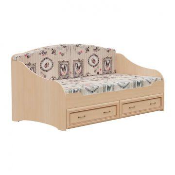 """Кровать одинарная """"Омега-7"""" (рамка)-фото"""