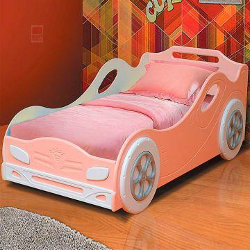 """Детская кровать №2 """"Омега-12"""" (МДФ)-фото"""
