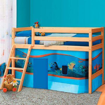 """Кровать из массива вариант №12 """"Омега-14""""-фото"""