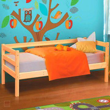 """Кровать из массива вариант №2 """"Омега-14""""-фото"""