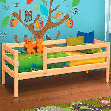 """Кровать из массива вариант №3 """"Омега-14""""-фото"""