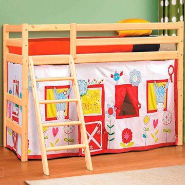 """Кровать из массива вариант №6 """"Омега-14""""-фото"""