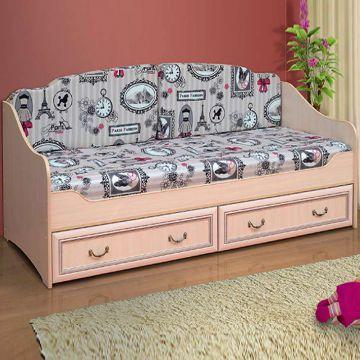 Кровать серии Омега-7 (рамка)-фото