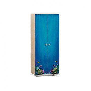 """Шкаф """"Лада"""" Подводный мир ШК-520-фото"""