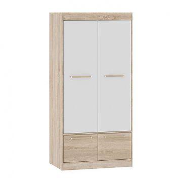 """Шкаф для одежды """"Оксфорд"""" ШК-2-фото"""