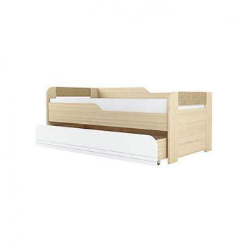 """Кровать двухуровневая """"Стиль 900.1"""" кофе -фото"""