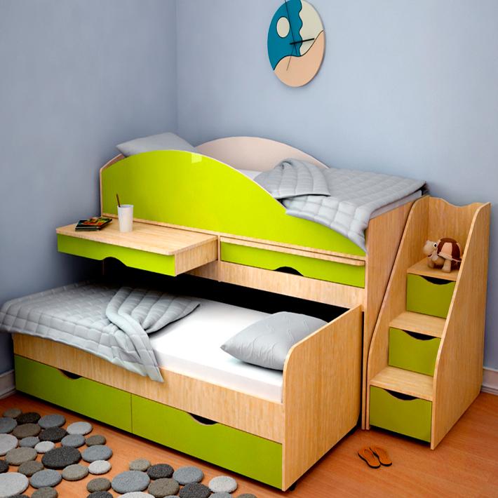 Детская кровать Караван - 5