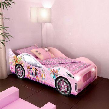 """Детская кровать-машинка """"Фея""""-фото"""