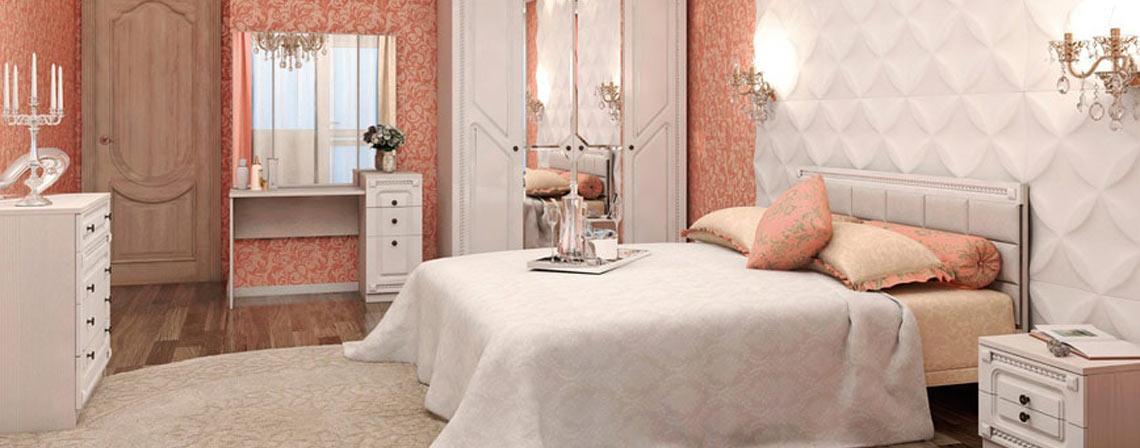 Cпальня модульная Азалия-фото
