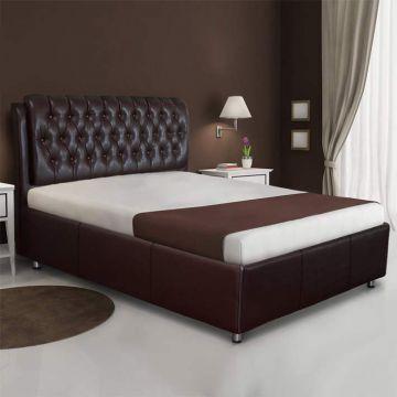 """Кровать """"Клеопатра 2"""" арт. 014 с подъемным механизмом-фото"""