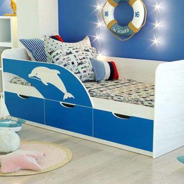 Кровать-11 одинарная Фант-фото