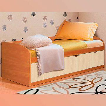 Кровать-8 Фант с выкатными ящиками-фото
