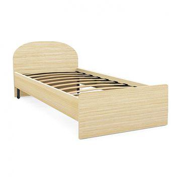 """Кровать """"Ким"""" на металлическом каркасе-фото"""