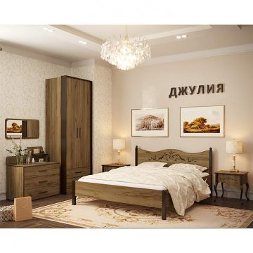 """Спальня """"Джулия""""-фото"""