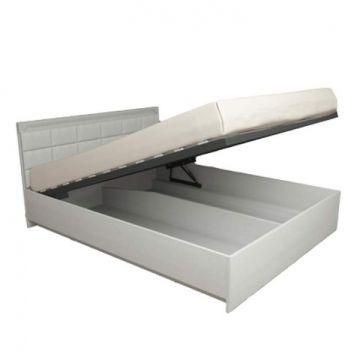 """Кровать """"Азалия 1.4 ПМ"""" с подъемным механизмом-фото"""