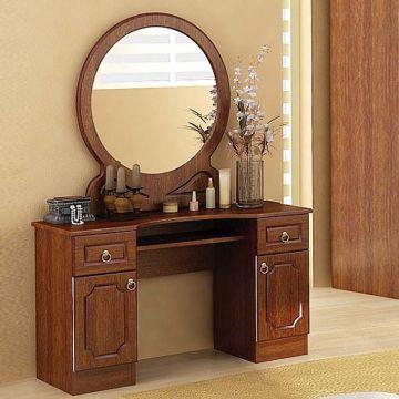 """Стол туалетный """"Кэт 2 Эвита"""" с зеркалом-фото"""