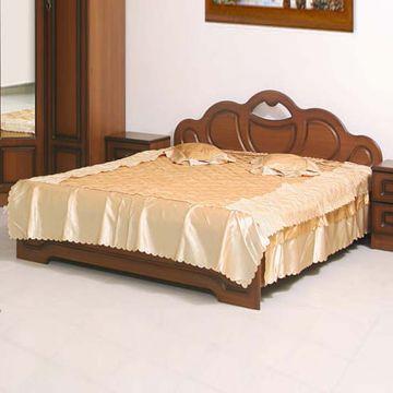 """Кровать """"Кэт 2 Эвита"""" с низким щитком 1600-фото"""