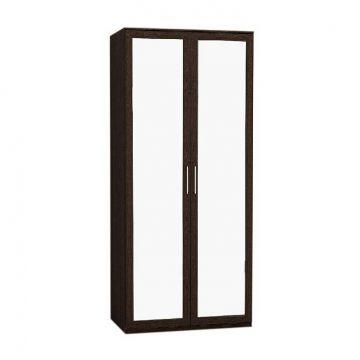 "Шкаф 2-створчатый с зеркалом ""Кэт 4 Caiman""-фото"