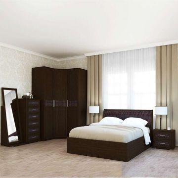 """Спальня """"Кэт 4 Caiman"""" вариант 1-фото"""