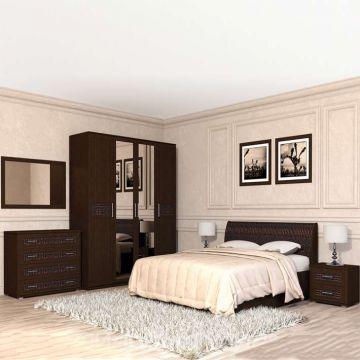 """Спальня """"Кэт 4 Caiman"""" вариант 2-фото"""