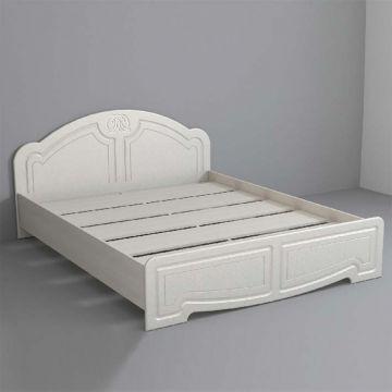 """Кровать """"Кэт 6 Классика"""" 1,6 с низким щитком с настилом-фото"""