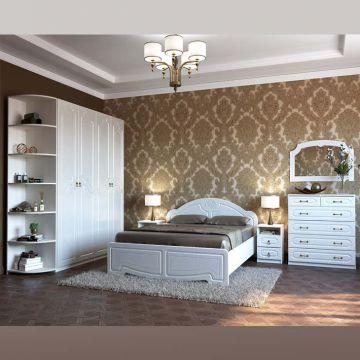 """Спальня """"Кэт 6 Классика"""" вариант 1-фото"""