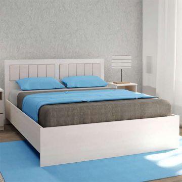 """Кровать """"Кэт 6 Кантри"""" 1600 мягкий щиток-фото"""