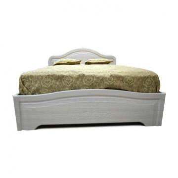 """Кровать """"Кэт 6"""" 1600 с низким щитком-фото"""