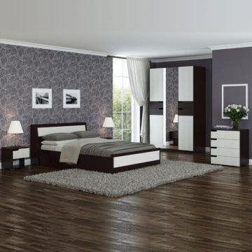 Спальня модульная Латте-фото