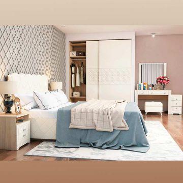 """Спальня """"Капелла"""" компоновка2-фото"""