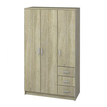 """Шкаф 3-х дверный с ящиками """"Лофт""""-фото"""