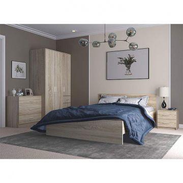 "Спальня ""Лофт"" (НК-мебель)-фото"