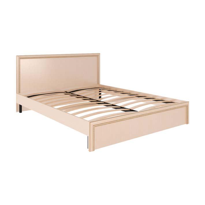 """Кровать стандарт с ортопедическим основанием """"Беатрис"""""""