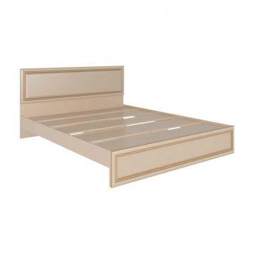 """Кровать с мягкой спинкой """"Беатрис"""" 1.6-фото"""