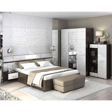 """Спальня """"Вегас"""" вариант 1-фото"""