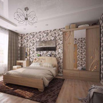 """Спальня """"Виктория-1"""" -фото"""