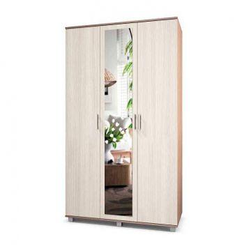 "Шкаф ""Ева"" 3-х створчатый с зеркалом Е31-фото"