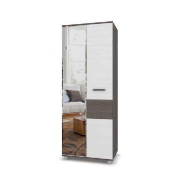"""Шкаф """"Виора"""" 2-х створчатый с зеркалом В21-фото"""