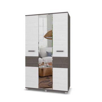 """Шкаф """"Виора"""" 3-х створчатый с зеркалом В31-фото"""