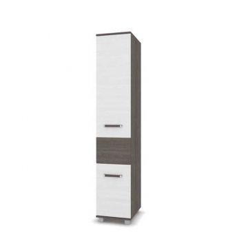 """Шкаф """"Виора"""" одностворчатый с двумя дверями В12-фото"""