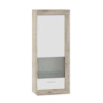 """Шкаф навесной """"Генезис"""" (витрина)-фото"""
