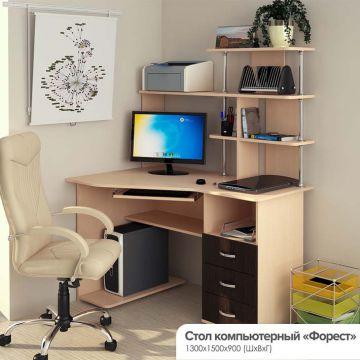 """Стол компьютерный """"Форест""""-фото"""
