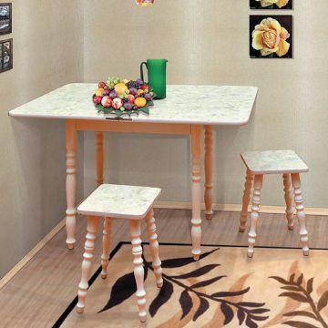 Стол обеденный раздвижной-фото